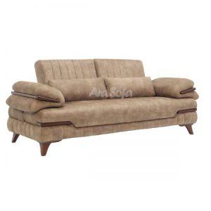 "ara sofa ""br11"" three seater sofa-bed"